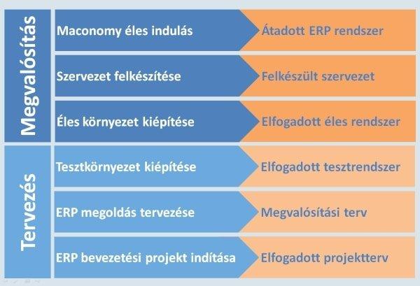 ERP bevezetési módszertan