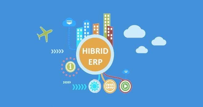 Hibrid ERP rendszer