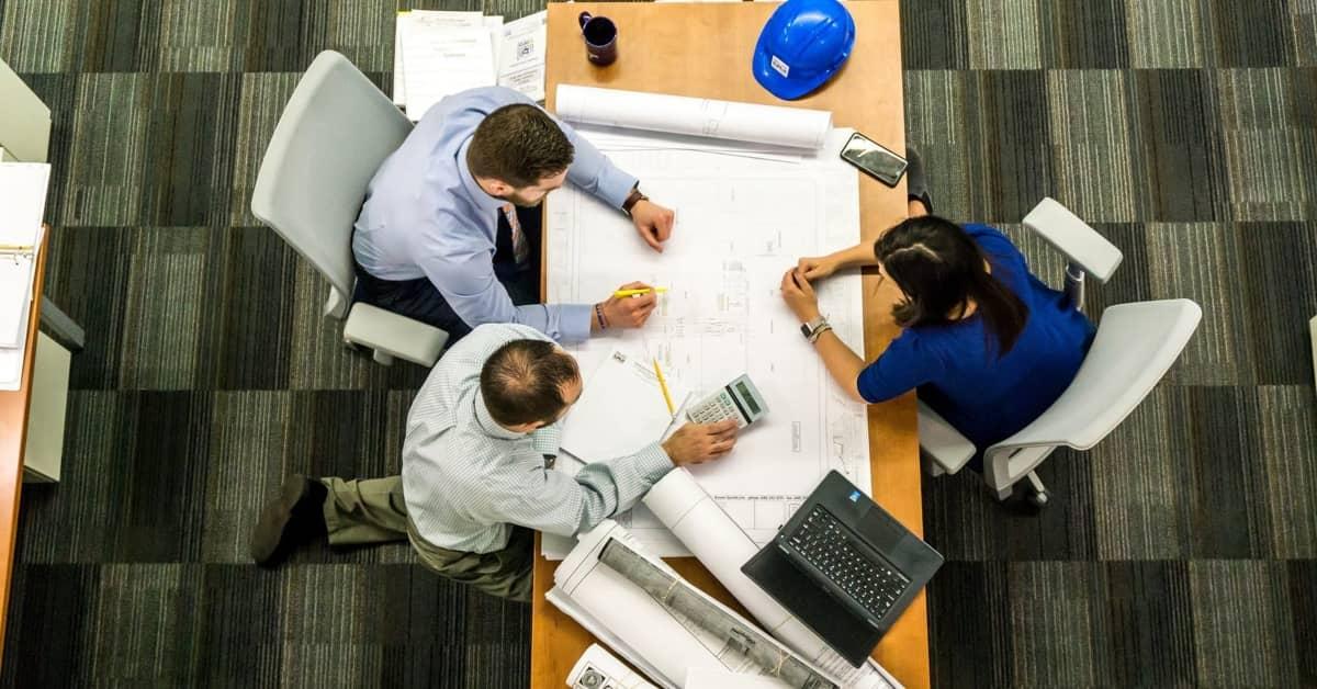 Építésziroda vállalatirányítási rendszer