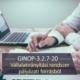 GINOP-3.2.7 vállalatirányítási rendszer pályázati forrásból